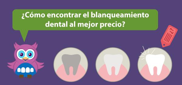 blanqueamiento dental precio burgos