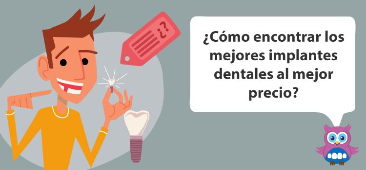 precio de los implantes dentales burgos