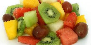 frutas verano salud dental