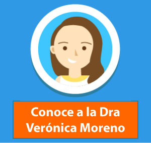 Conoce a la Dra Veronica Moreno