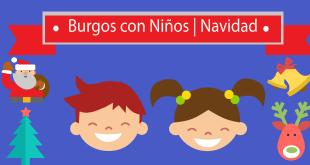burgos niños navidad actividades
