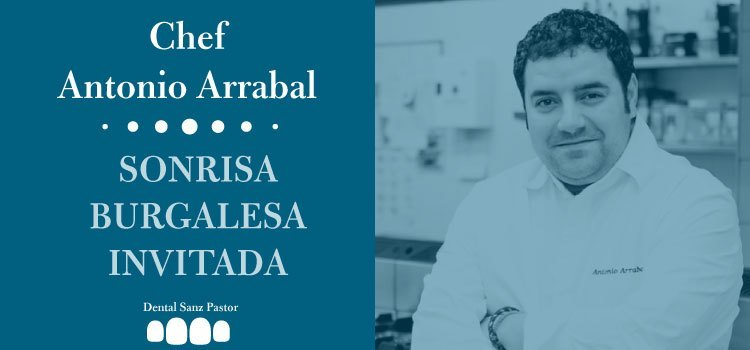 chef antonio arrabal burgos clinica dental entrevista