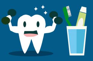 pasta y cepillo dental adecuados