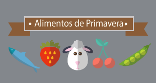 alimentos odotono saludables primavera