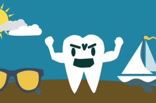 cuidado dental despues vacaciones