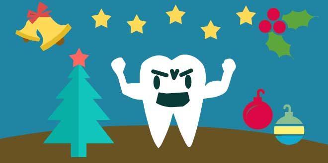cuidado dientes navidad burgos