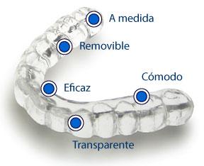 ferula-ortodoncia-invisible-burgos