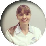 Maria rilova higienista dental en Burgos