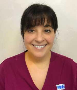 Silvia Junquera Higienienista Dental Burgos