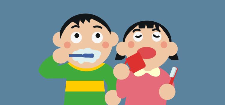 higiene dental infantil Burgos